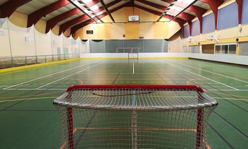 Salle de Hockey du Goh Lanno à Pluvigner