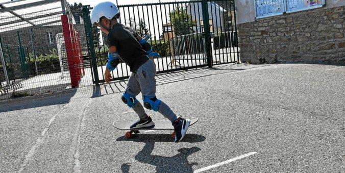 Skate – Une pétition de riverains inquiète les skateurs de Pluvigner